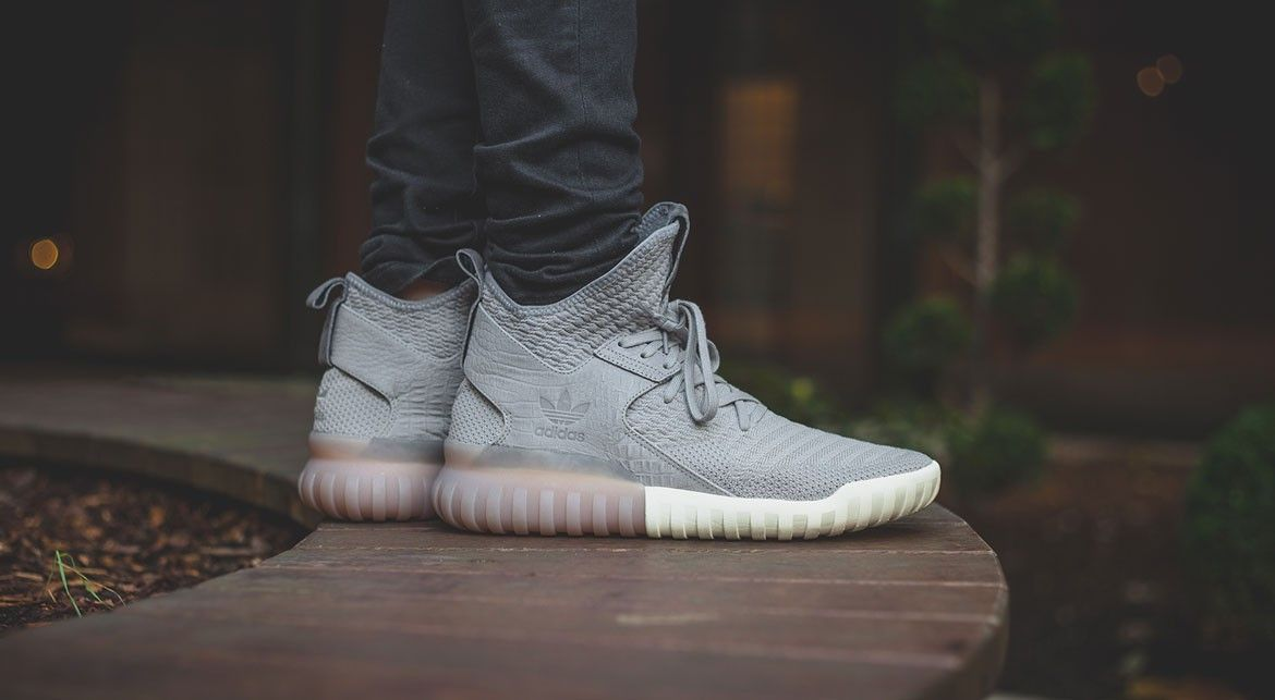 Presentate le Adidas Originals Tubular X Primeknit color Clear Granite