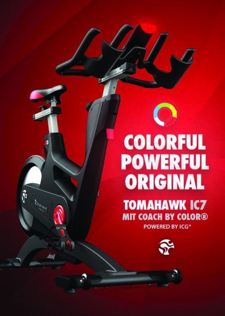 Tomahawke Ic7 By Icg Indoor Cycling Group Indoor