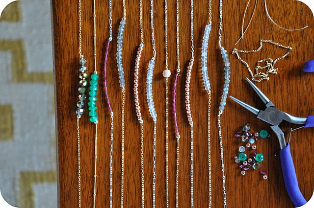 My Homemade Jewelry  Beading Jewelry Projects, Homemade Jewelry, Jewelry Crafts