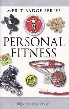 Personal Fitness Merit Badge Pamphlet Merit Badge Personal