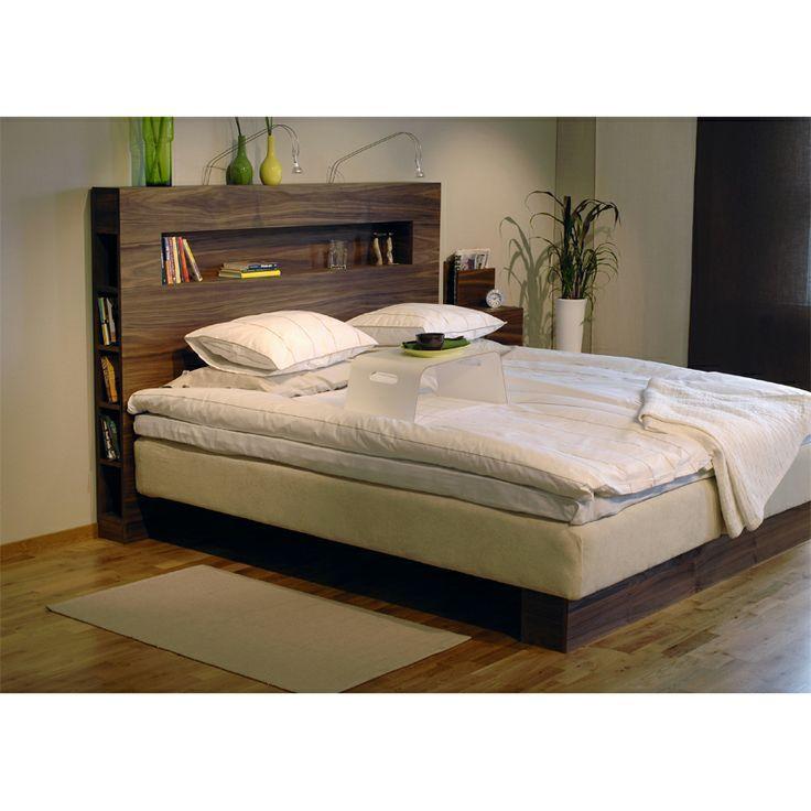 Bed Headboards With Storage Best 25 Storage Headboard Ideas On