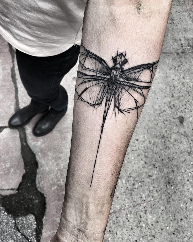 Sketch The Style Dragofly Dragofly Sketch Dragofly Sketch Style Sketch Style Tattoos Tattoos Body Art Tattoos