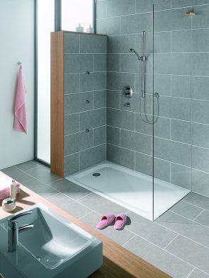 inloopdouche kleine badkamer - Google zoeken | bad | Pinterest
