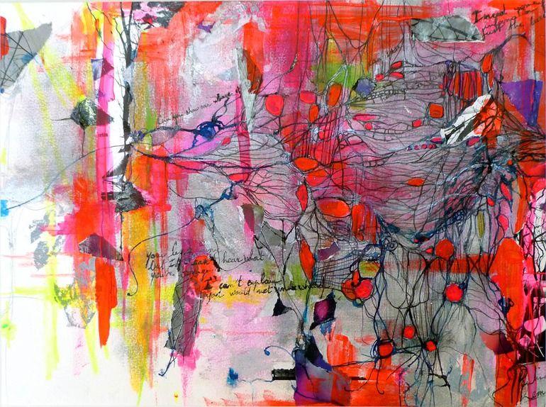 """Saatchi Online Artist: Pauline Remy; """"IN THE FLESH"""""""