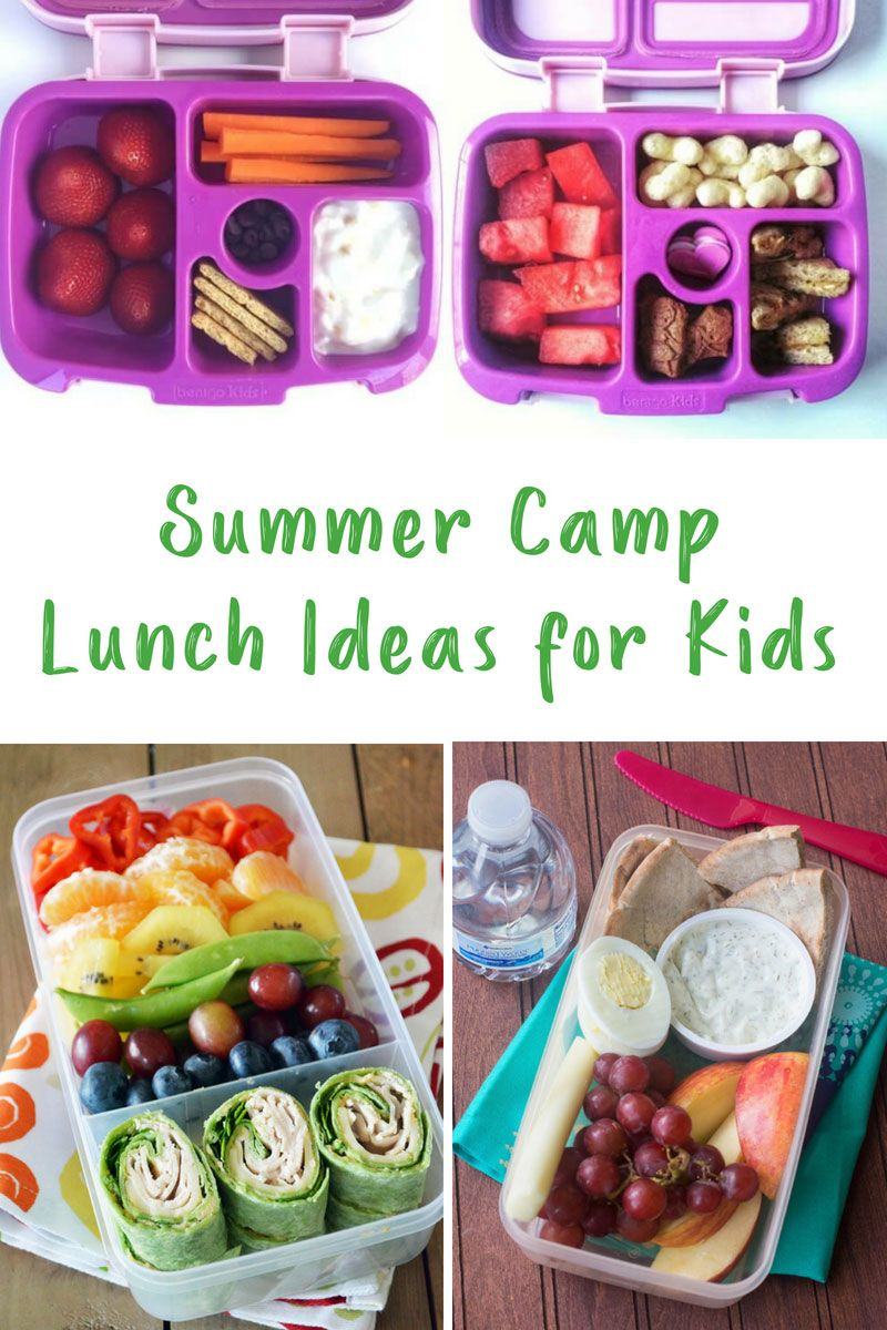Summer Camp Lunch Ideas For Kids Produce For Kids Kids Lunch Kids Meals Healthy Lunches For Kids