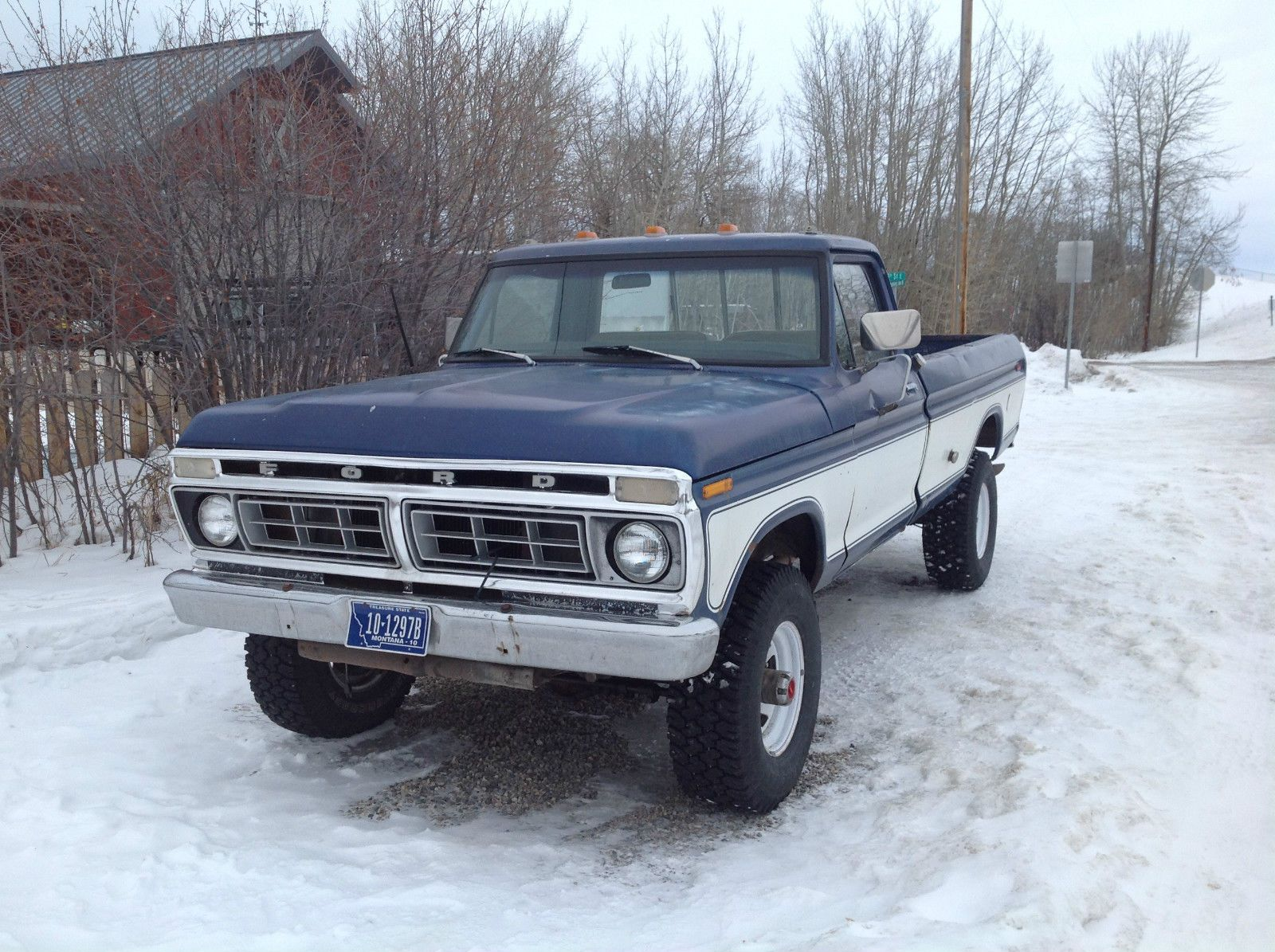 Ford : F-250 HIghboy | Ford, Ford trucks and Ford 4x4