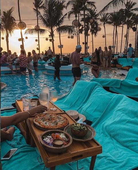 جزيرة بالي إندونيسيا Finns Beach Club Beach Club Bali Beaches