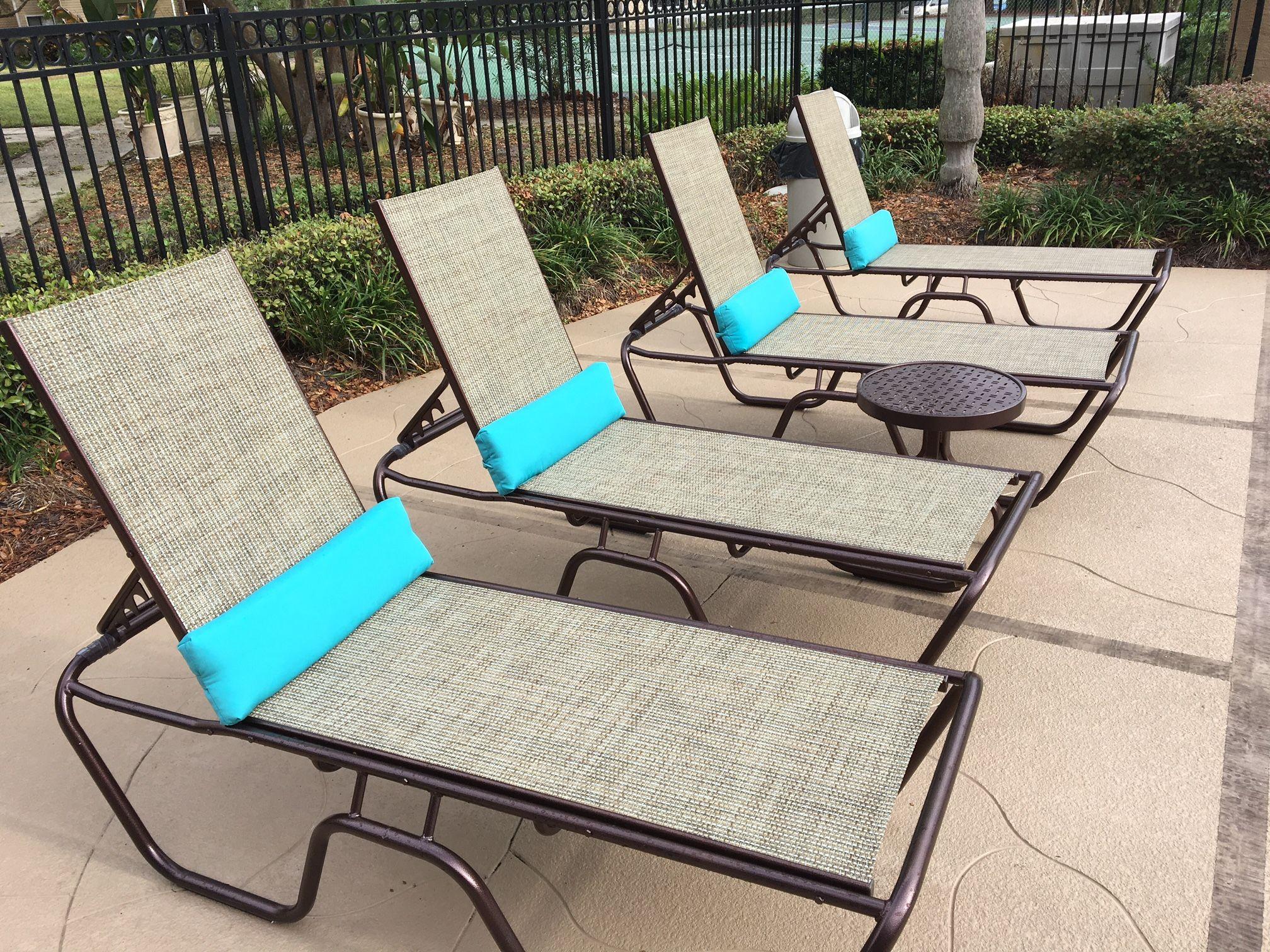 image result for brown jordan sling motion chair patio interior rh pinterest com