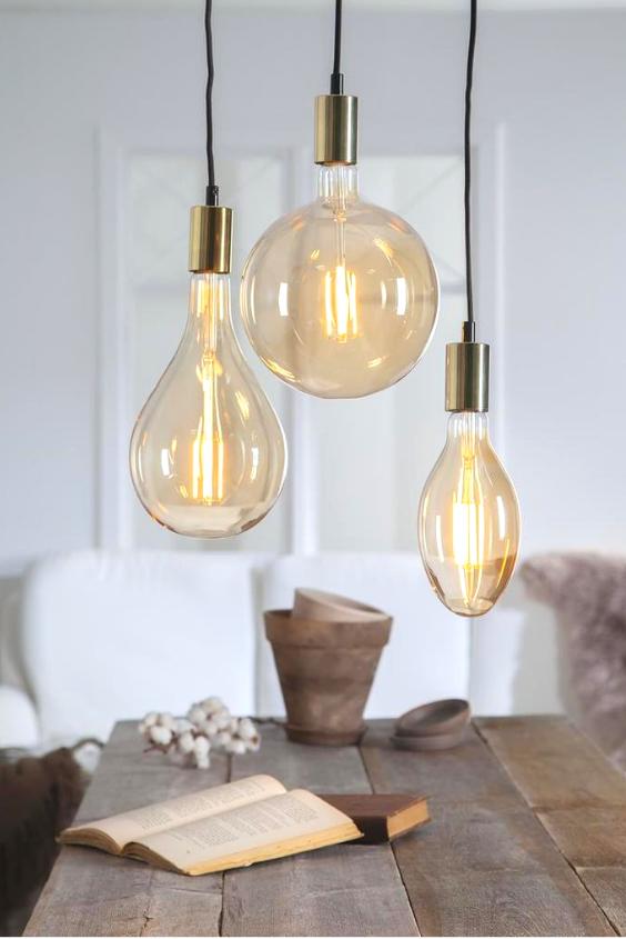 Lampenfassung Stil E27 Fassung Schalter L 3 5m Textilkabel Fassung Messing Lampe Lampe Mit Batterie Gluhbirne Retro