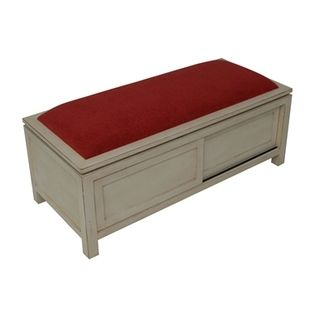 Sliding Door Bench Seat Storage Bench Wooden Storage