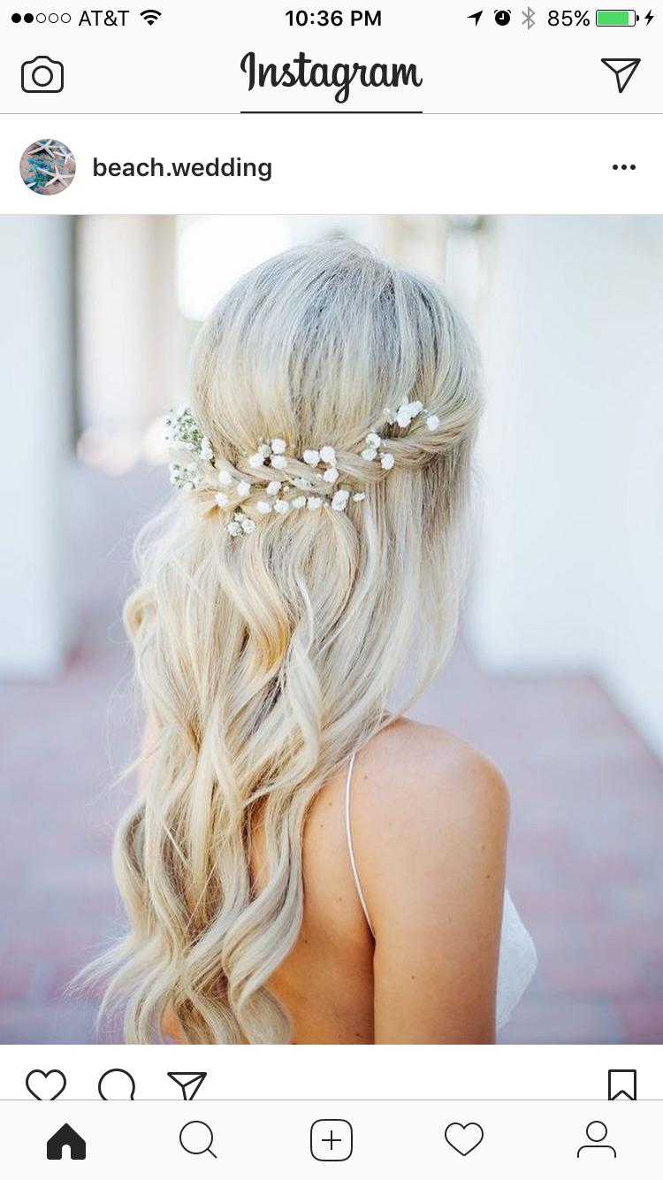 Pin by Mariah Willis on My wedding ✨ | Pinterest | Hair makeup ...
