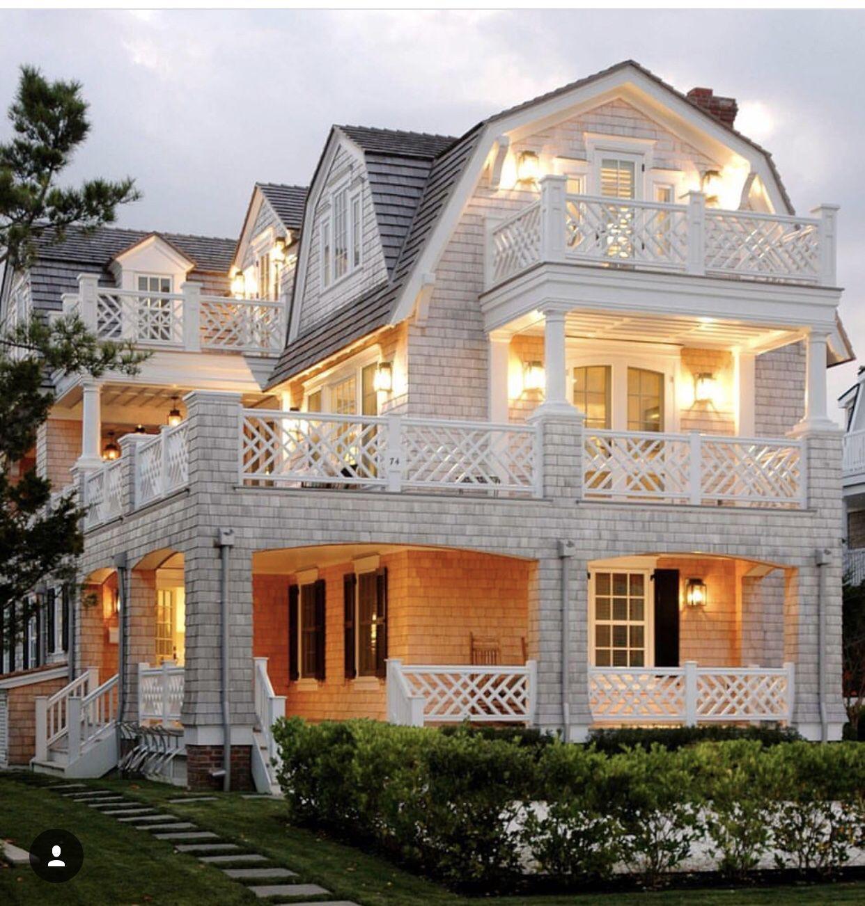 Vintage Old English Sheepdog Usa Flowy Tank House Exterior Beautiful Homes Balcony Design