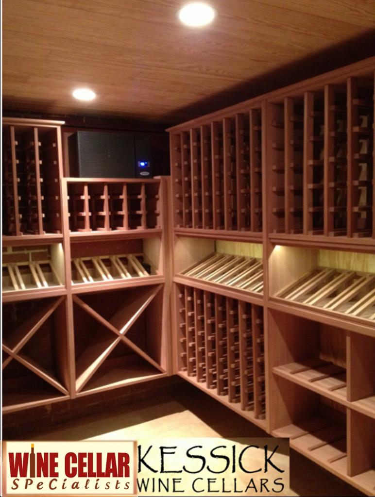 california bar wine custom racks rack storage gllry paso cabinets solutions closets robles