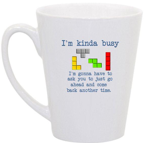 office space coffee mug. Office Space I\u0027m Kinda BusyCoffee Mug By Perksofaurora On Etsy, $16.00  - Mmmmkaaaay, I Kinda Need This. Office Space