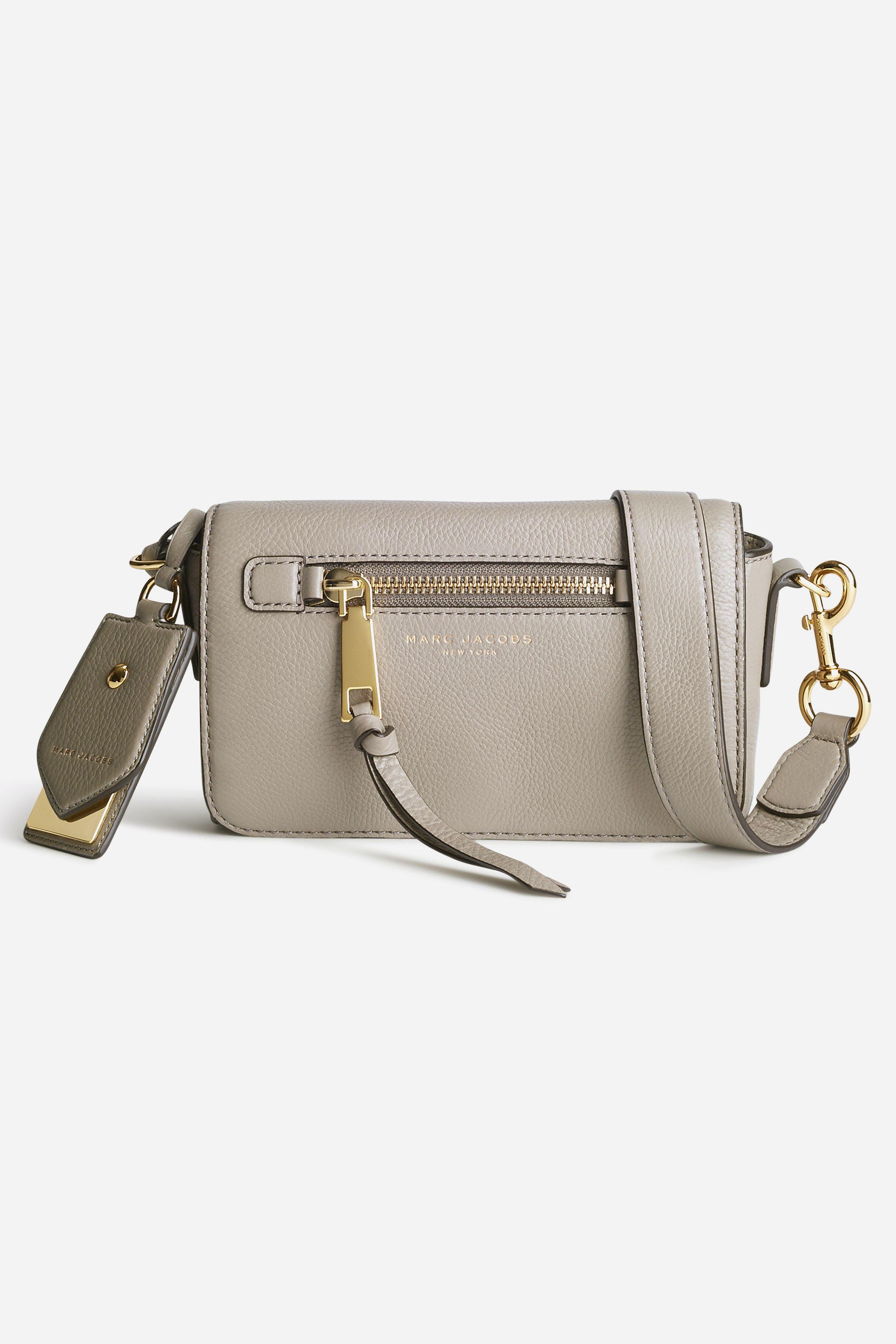 449d7ede2db6 Recruit Crossbody Bag - Mink