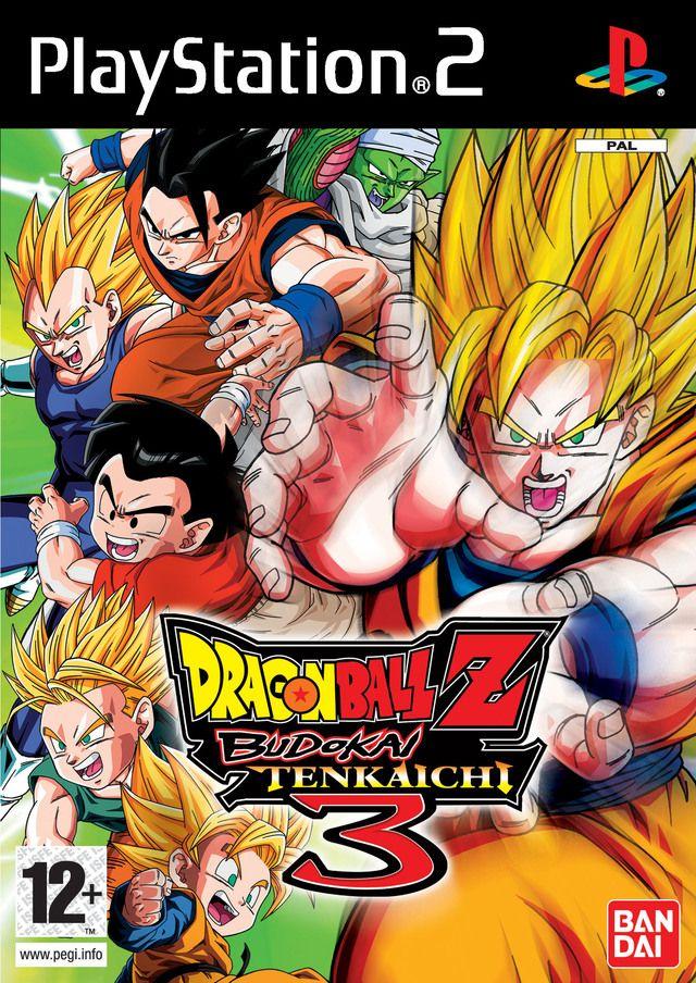 Pin En Dragon Ball Z Budokai
