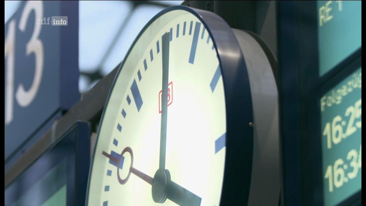 """"""" Deutschland Die Deutsche Bahn."""" ZDFinfo der"""