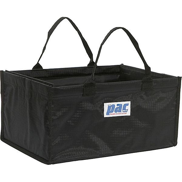 $19Global Solutions 4 PAC Home Jr Black with Black Trim - Trunk and Transport Organization