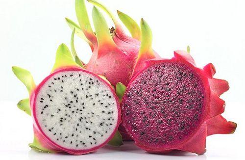 La Pitahaya Pitaya O Fruta Del Dragon Es Una Fruta Exotica Que