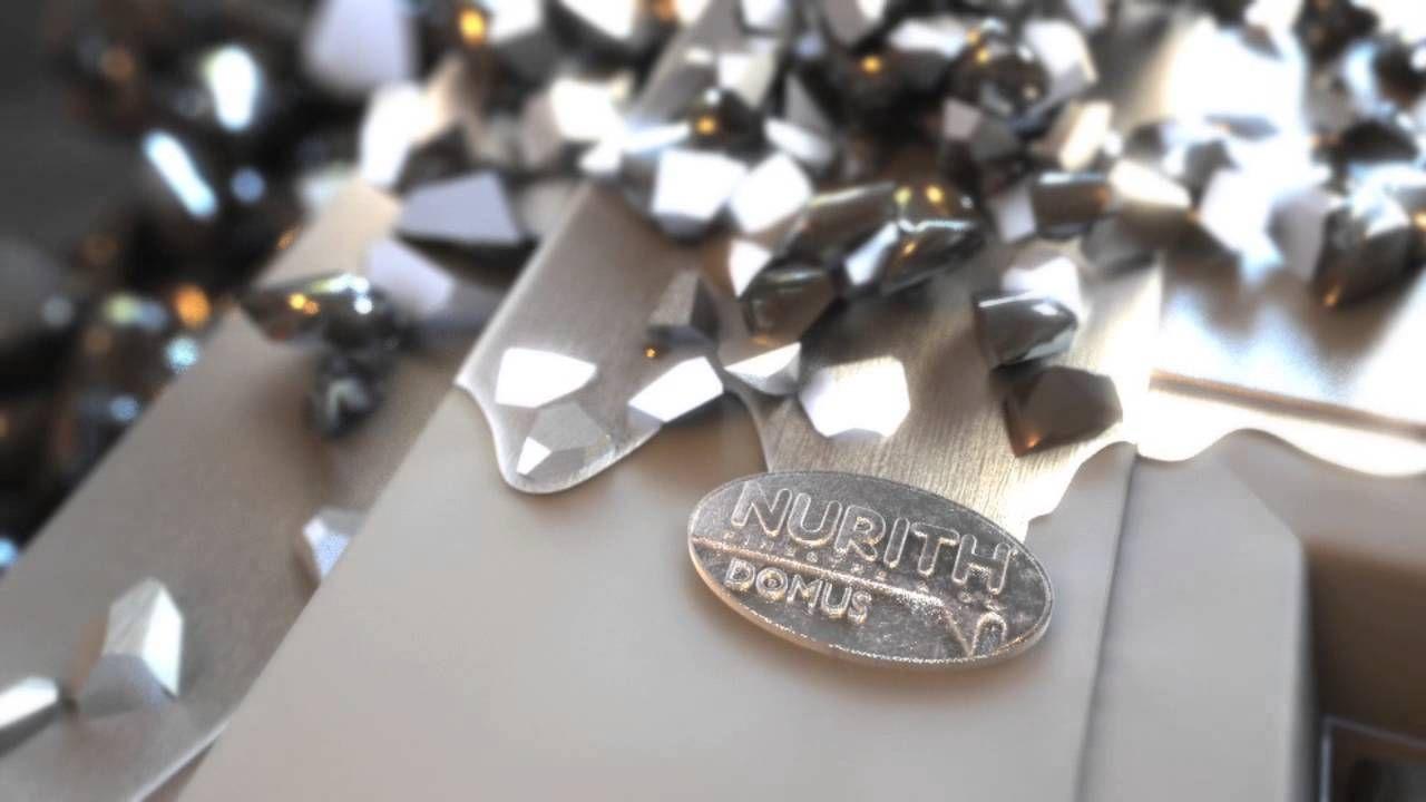 Nuova finitura Nurith - Blonde Platine EFFELEGNO