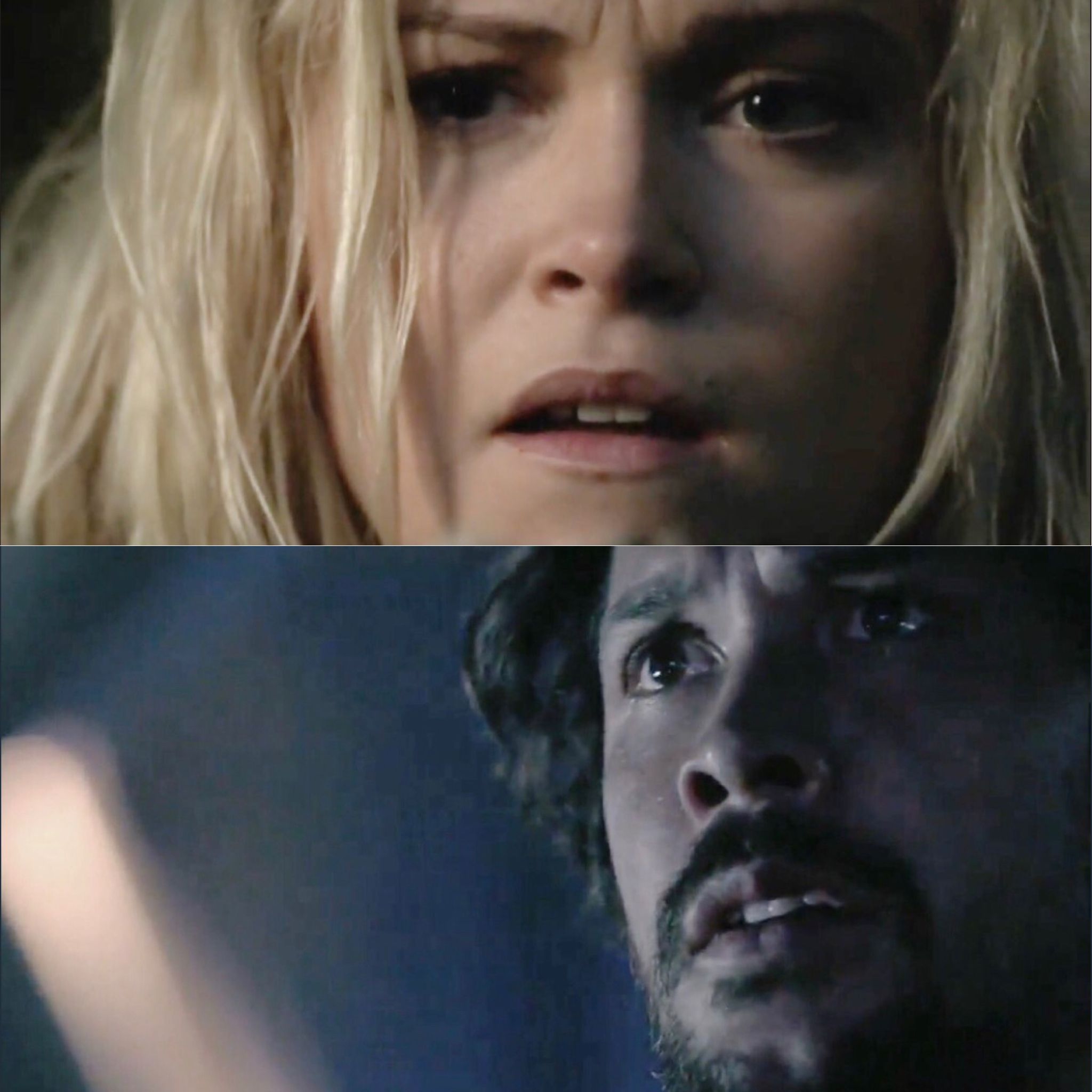 Bellamy and clarke need to reunite soon the pinterest