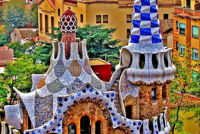 Image Result For Gaudi Park