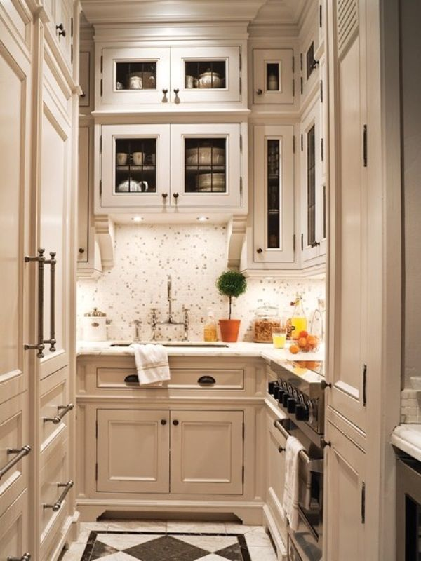 30 Best Small Kitchen Design Ideas | Creative, Small Kitchens And
