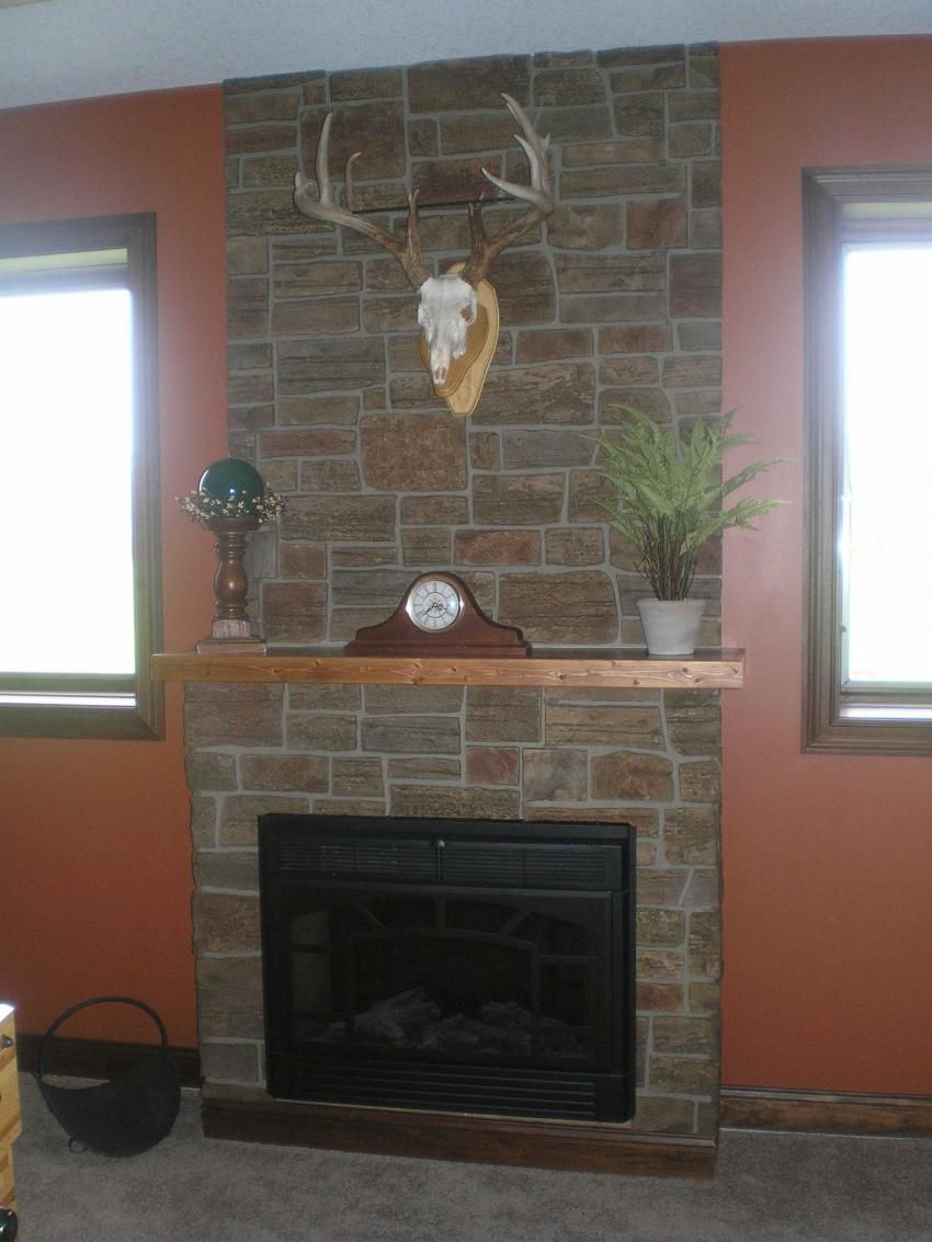 Captivating Fireplace Stone Veneer Panels ALL DECOR IDEAS