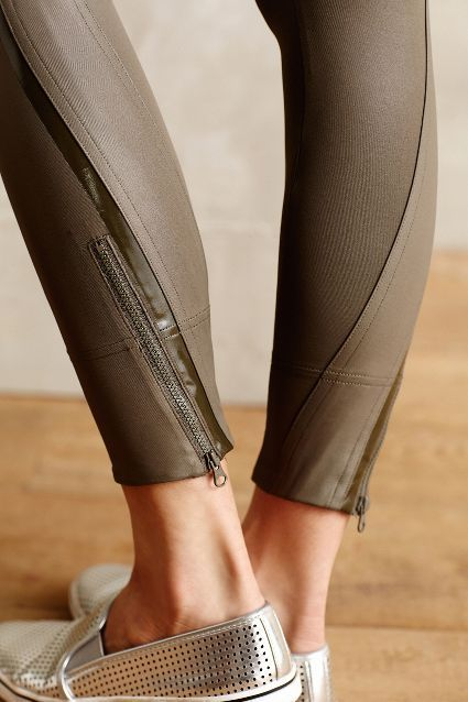 763eff265bb2fd Adidas by Stella McCartney Perforated Running Tights - anthropologie.com