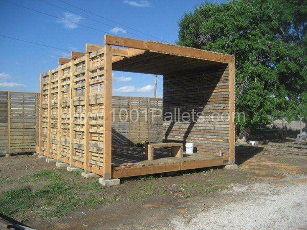 Pallet Learning Cube Uc Denver Design Build 2010 • 1001 ...
