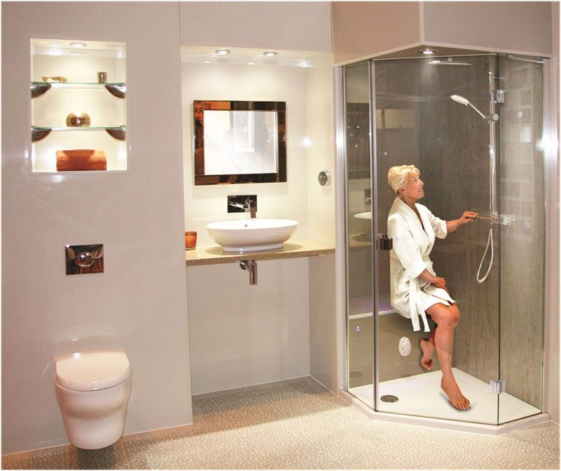 Stylish disabled bathroom google search bathroom for for Bathroom design for elderly people