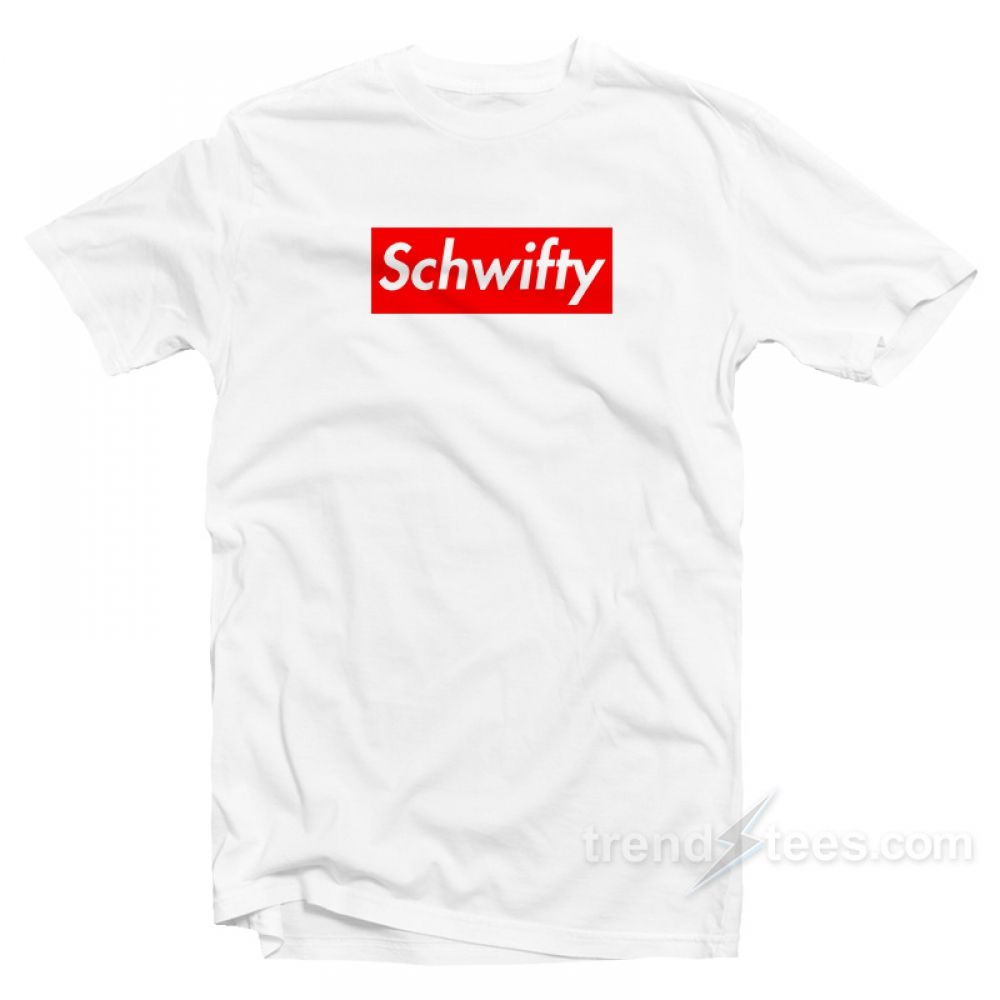 2c6b50fc8a57 Rick and Morty Get Schwifty Supreme T-shirt Cheap Trendy Clothes Get It Now  >