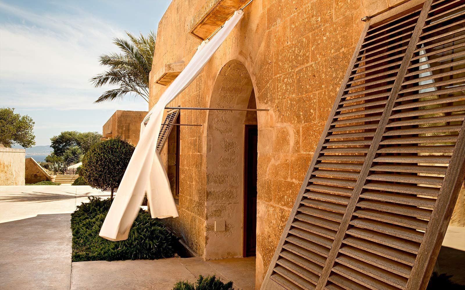 Hotel Cap Rocat - Hotel de lujo en Mallorca - Galería