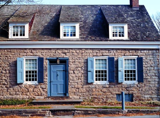 Dutch Colonial Stone House And Local Antiques Dutch Colonial Antiques Onli