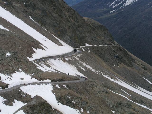 Passo Gavia 2012