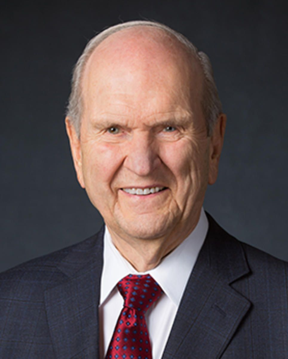 President Russell M. Nelson: 'The Book Of Mormon: What