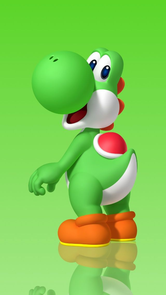 Download Yoshi Iphone Wallpaper Gallery