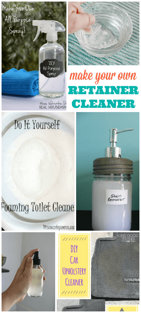 25 Homemade Cleaners All Natural Cleaners Miss