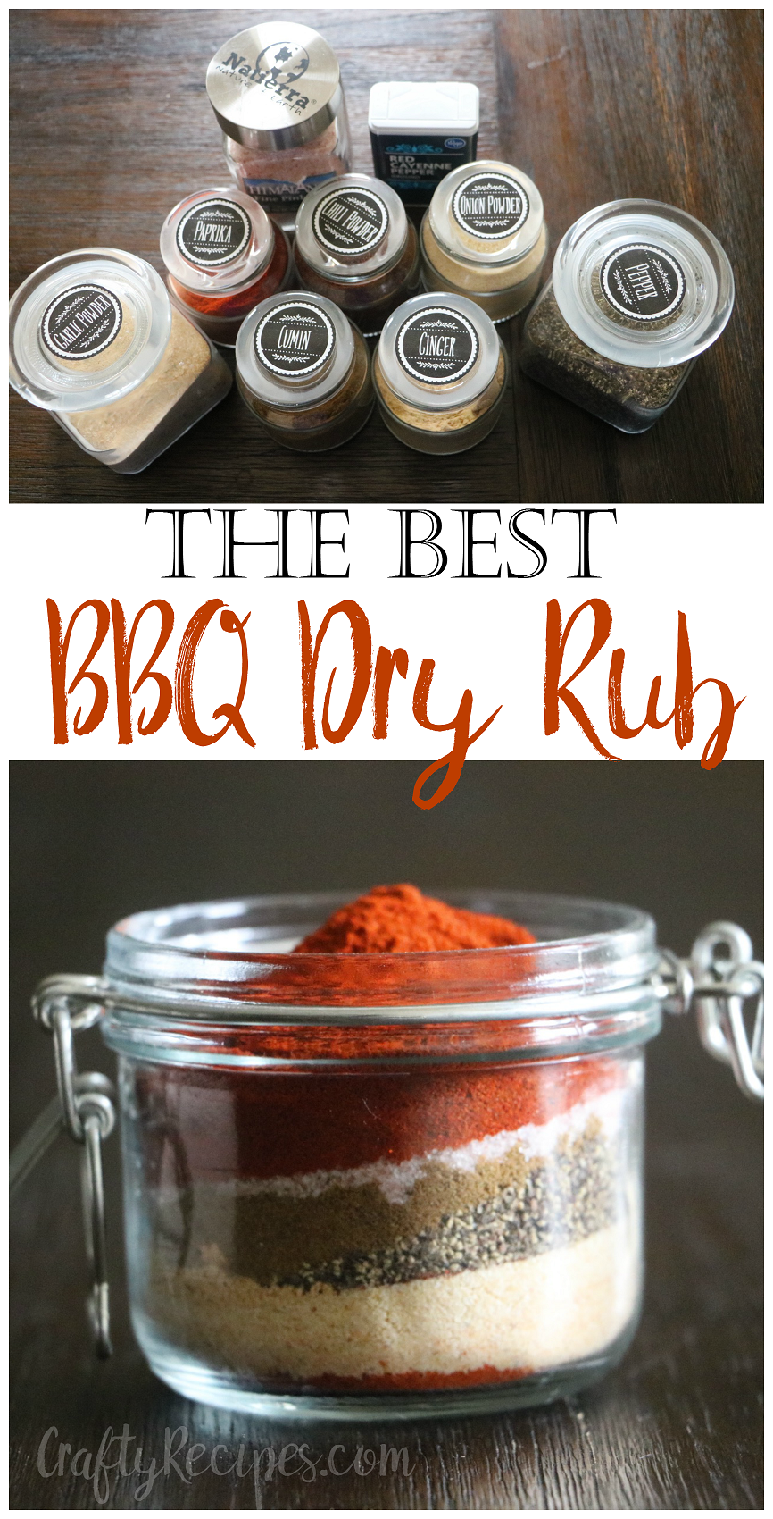 This Really Is The Best Bbq Dry Rub Recipe To Put On Ribs Chicken Pork Or Beef Great For Grilling Dry Rub Recipes Rub Recipes Bbq Dry Rub