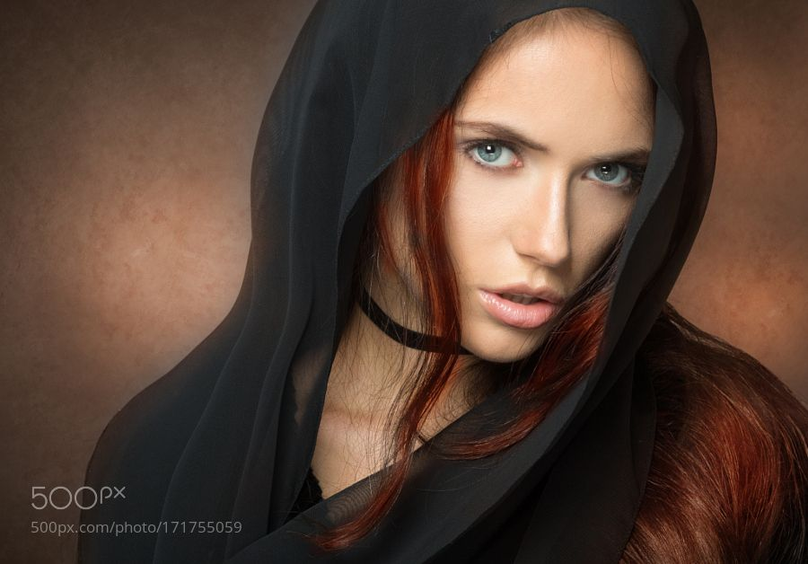 Red Hair by joachimbergauer