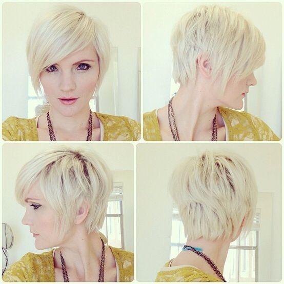 10 Short Blonde Hair Ideas Best Short Haircuts  Short hairstyles