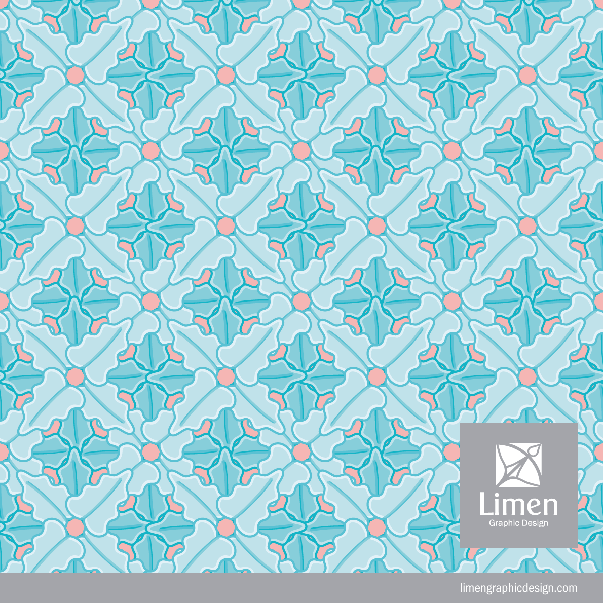 Aqua Garden Pansies Leaves Lattice Vector Repeat Pattern In 2020 Repeating Patterns Surface Pattern Pattern Design
