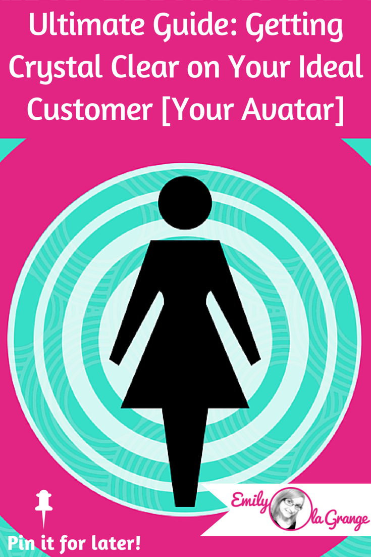 How to define your ideal customer avatar [+fill-able worksheets ...