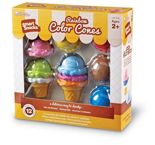 Learning Resources Smart Snacks Rainbow Color Cones, http://www.amazon.com/dp/B00I0CEEOI/ref=cm_sw_r_pi_awdl_gaj7ub1WG1QTN
