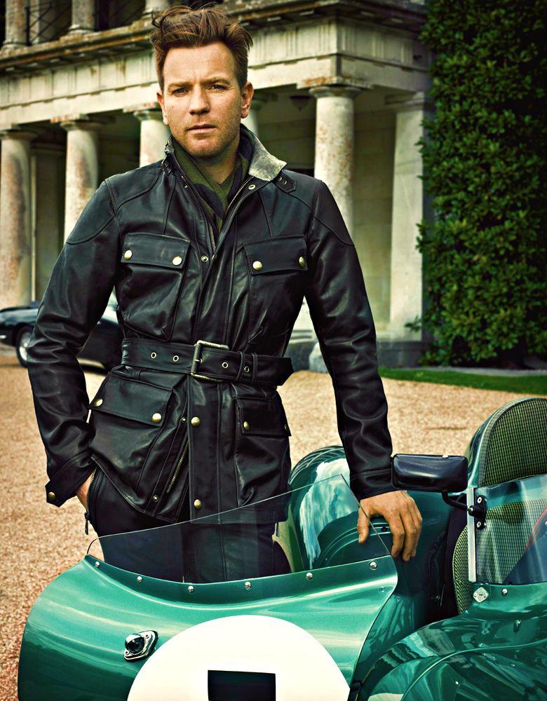 Ewan McGregor for Belstaff Belstaff jackets, Denim jeans
