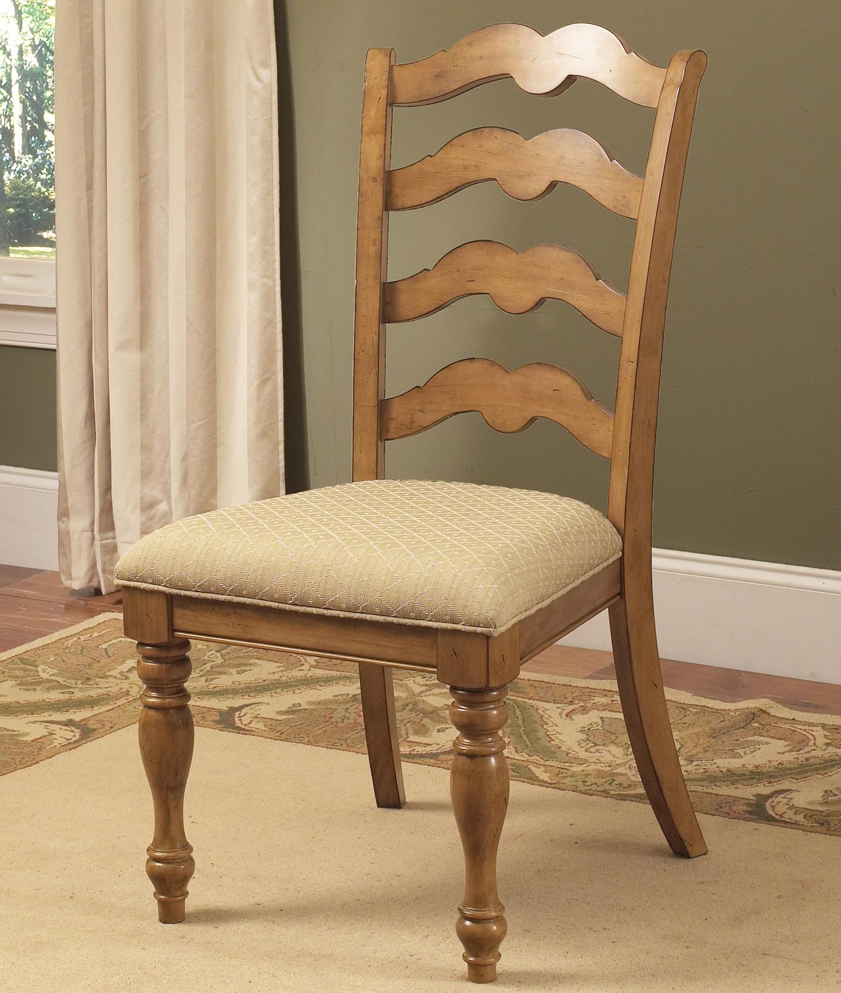 Hamptons Side Chair by Hillsdale