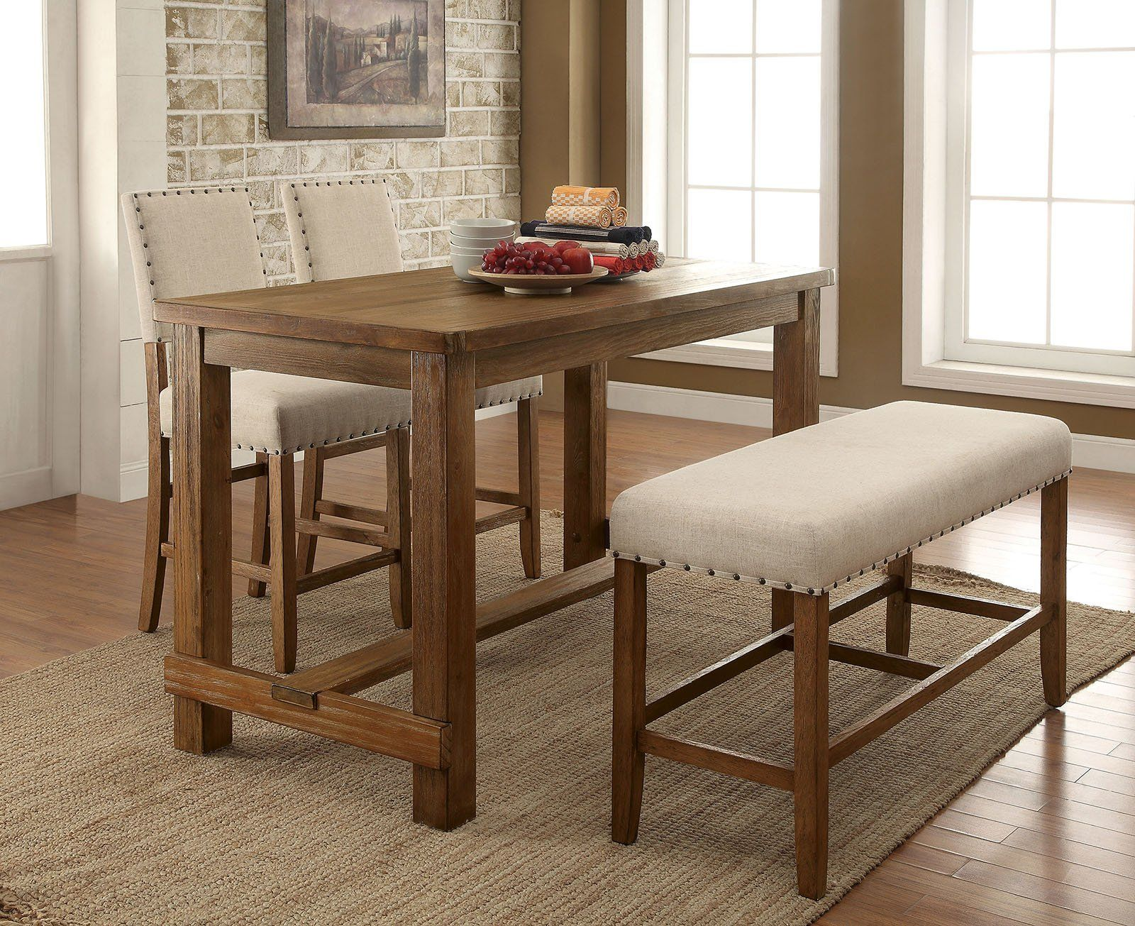 42++ Counter height dining table with chairs Tips