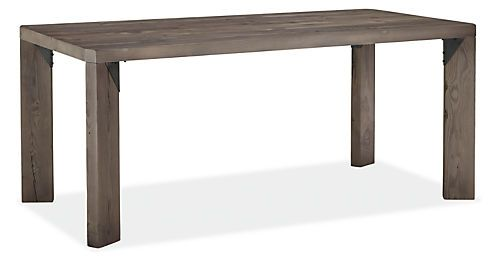 Iver Dining Table - Iver Table with Pike Chairs - Modern Dining Room Furniture - Room & Board