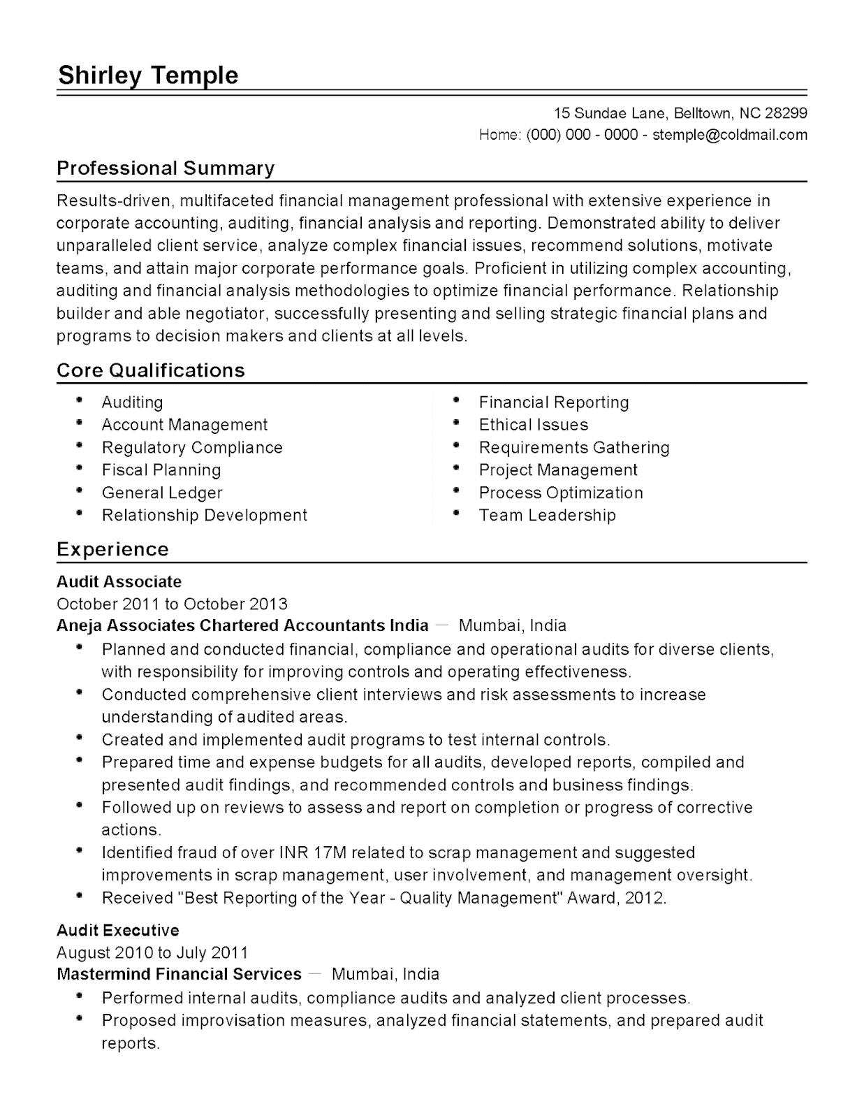Pwcglobal com resume best career objective lines for resume