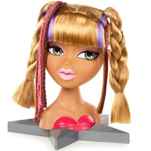 Bratz Styling Head Doll Google Search Style Makeover Yasmin Style
